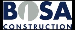 BOSA Construction Logo